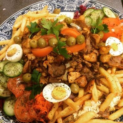 38. Kebab
