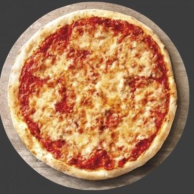 125. Pizza margherita