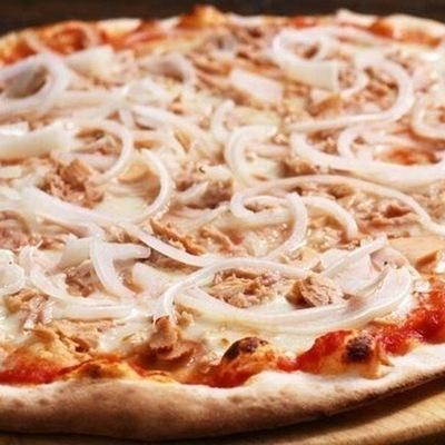 127. Pizza cipolla
