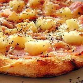 133. Pizza Hawaï