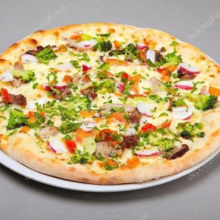 144. Pizza frutti di mare