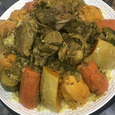 couscous kip 1 pers