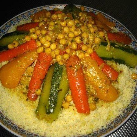 couscous kip 2 pers